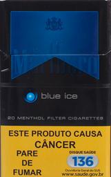 Cigarro Malboro Blue Ice Menthol Ks Zbo Und