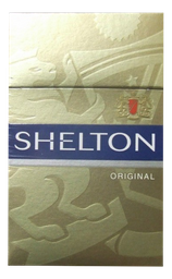 Cigarro Shelton Original Box Uni