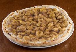 Pizza de Banana com Canela - 35cm
