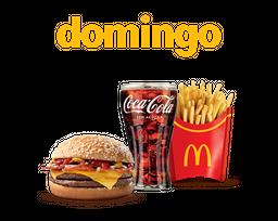 McOferta Média Duplo Burger Bacon