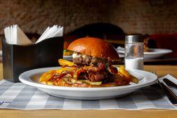 Bacon Burger - inclui fritas