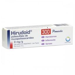 Hirudoid 300Mg Pomada 40 g
