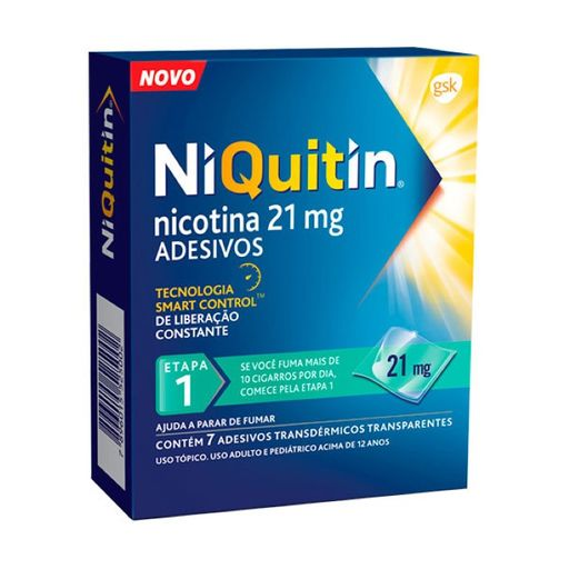 Niquitin 21Mg 7 Und