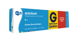 Aciclovir Genérico Medley 50 Mg Creme