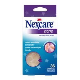 Nexcare Acne Cover Com 36 Und