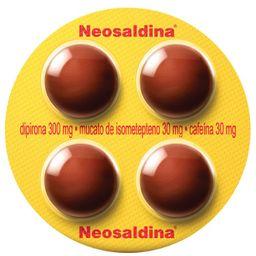Neosaldina 4 Comprimidos