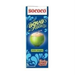Água de Coco Sococo 1000 mL