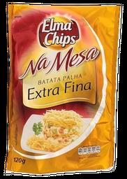 Batata Palha E. Chips Extra Fina 120 g