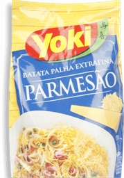 Batata Palha Yoki Extra Fina Parmesão 120 g