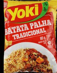 Batata Palha Yoki 80 g