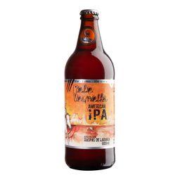 Cerveja 3 Lobos American Ipa 600 mL