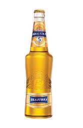 Cerveja Baltika N. 5 Lager Suave 470 mL