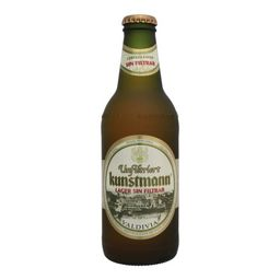 Cerveja Kunstmann Lager Sem Filtrar 330 mL