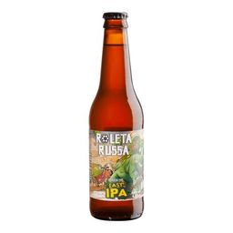 Cerveja Roleta Russa Easy IPA Long Neck