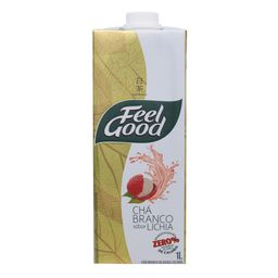 Chá Branco Feel Good Com Lichia 1 L