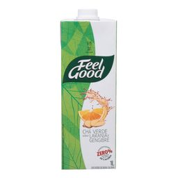 Chá Verde Feel Good Lar. Gengibre 1 L