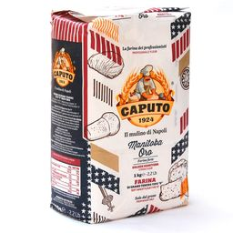 Farinha de Manitoba Molino Caputo Tp. 0 Oro 1 Kg