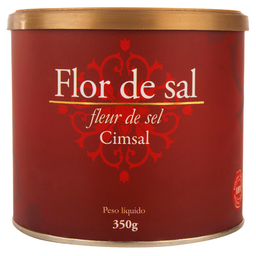 Flor De Sal Cimsal 350 g