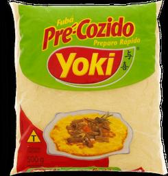 Fuba Yoki Pre Cozido 500 g