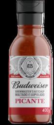 Ketchup Budweiser Picante 400 g