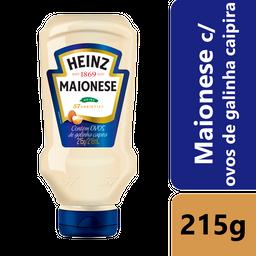 Maionese Heinz c/ Ovos de Galinha Caipira 215g