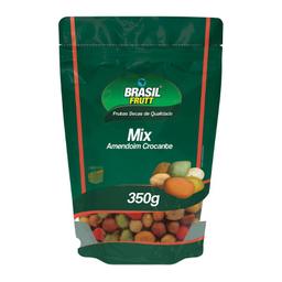 Mix Amendoim Cro. Brasil Frutt 350 g