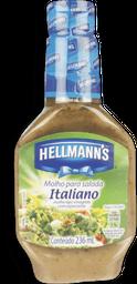 Molho Hellmanns Italiano 236 g
