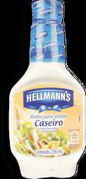 Molho Hellmanns Caseiro 236 mL