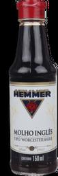 Molho Inglês Hemmer 150 mL