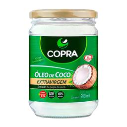 Óleo Coco E. V Copra 500 mL