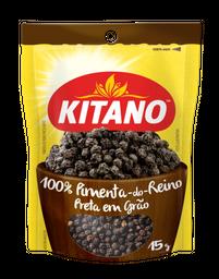 Pimenta Preta Grão Kitano 15 g