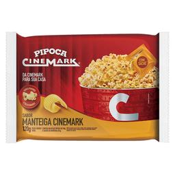 Pipoca Microondas Manteiga Cinemark