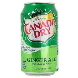 Refrigerante Canada Dry Ginger Ale 355 mL