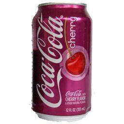 Refrigerante Coca Cola Cherry 355 mL