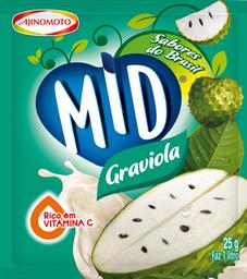 Refresco Mid Graviola 25 g