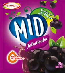 Refresco Mid Jabuticaba 25 g