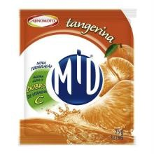 Refresco Mid Tangerina 25 g