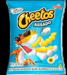 Salgadinho Cheetos E. Chips Requeijao 150 g