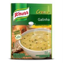 Sopa Knorr Creme De Galinha 64 g