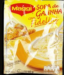 Sopa Maggi Galinha Com Fidelini 60 g