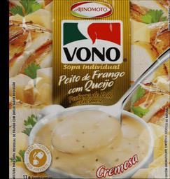 Sopa Vono Frango Com Queijo 17 g