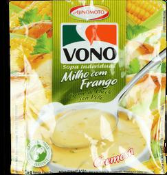 Sopa Vono Milho Com Frango 18 g
