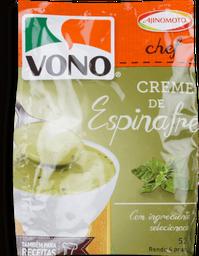 Sopa Vono Chef Creme De Espinafre 52 g