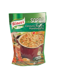 Sopao Knorr Batata, Cenoura, Mand+Mac 183 g