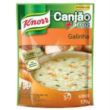 Sopao Knorr Canjão + Arroz 179 g