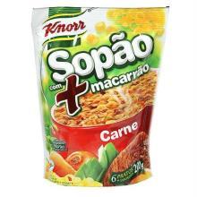 Sopao Knorr Carne + Macarrão 195 g