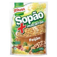 Sopao Knorr Feijão + Macarrão 194 g