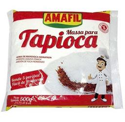 Tapioca Amafil Grossa 500 g