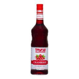 Xarope Toschi Cranberry 1 L