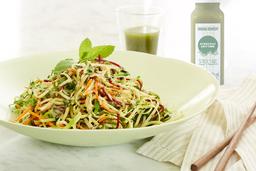 Combo 1: Salada e Suco - 270ml